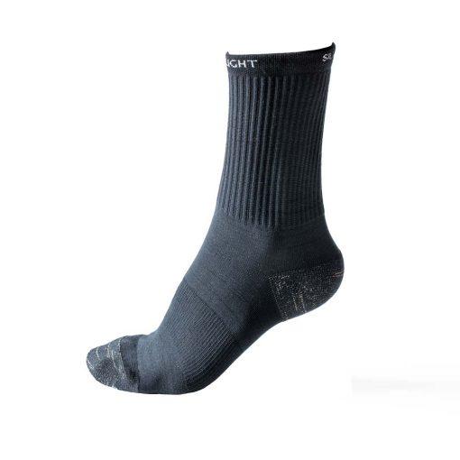 Silverlight Crew Socks Gallery 1
