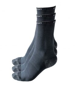 Silverlight Crew Socks 3 Pack