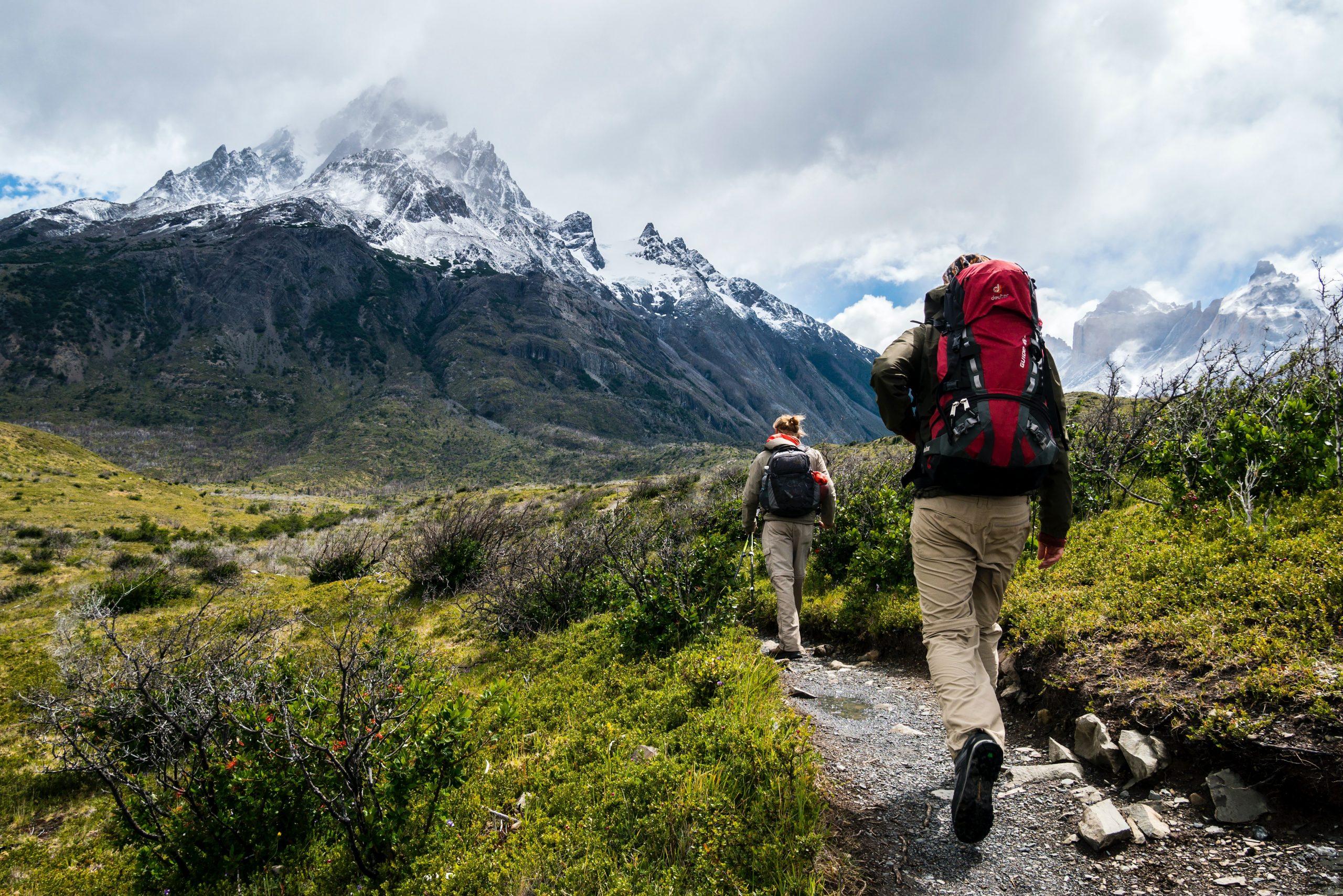 ultralight backpackers