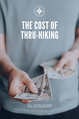 the cost of thru-hiking
