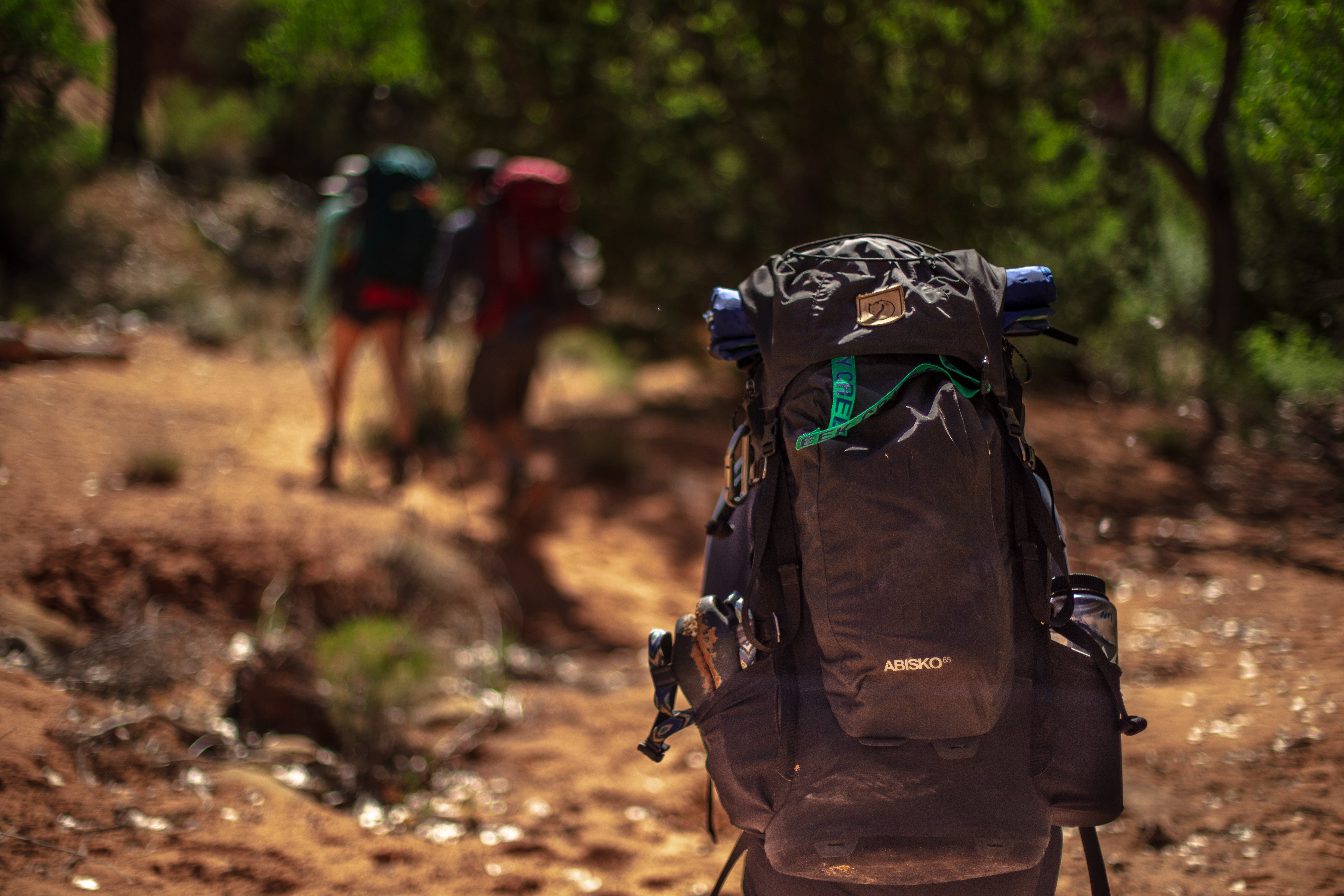 backpacking questions